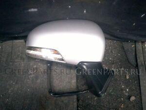 Зеркало двери боковой на Toyota Prius ZVW30 2ZR-FXE