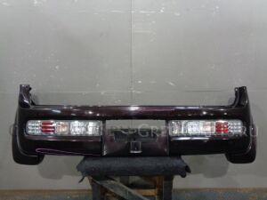 Бампер на Nissan Cube YGZ11 HR15DE