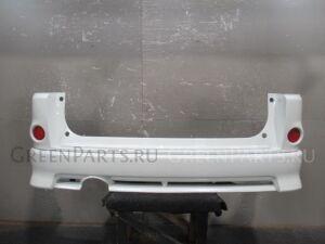 Бампер на Nissan Lafesta B30 MR20DE
