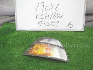 Поворотник к фаре на Toyota Granvia KCH16W 26-52