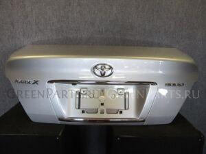 Крышка багажника на Toyota Mark X GRX121 3GR-FSE