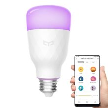 Умная Лампочка Wi FI Xiaomi Yeelight Smart LED Color Light (цветная)