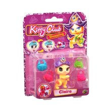 Kitty Club(Dracco) Игровой набор Kitty Club Shopping «Я люблю сумочки» в блистере (D162002-3850)