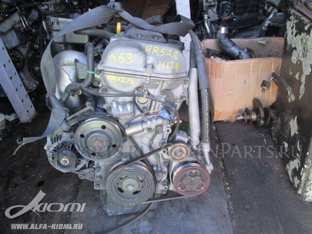 Двигатель на Suzuki Wagon R Solio MA34S M13A