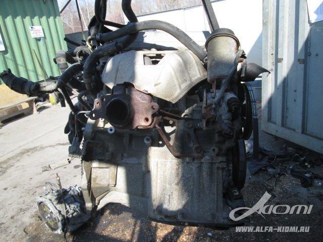 Двигатель на Toyota Allex NZE124, NZE121 1NZ-FE