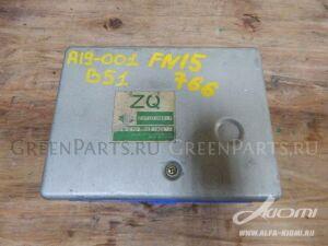 Блок управления двигателем на Nissan Sunny FB14 GA15DE