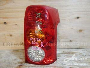 Стоп-сигнал на Toyota Raum NCZ25, NCZ20 1NZ-FE 46-6
