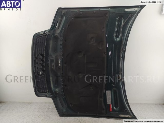 ШУМОИЗОЛЯЦИЯ КАПОТА на Audi A6 C5 (1997-2005) СЕДАН 2.8л бензин i