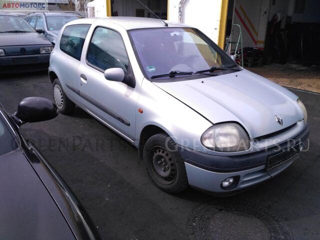 Генератор на Renault Clio II (1998-2005)