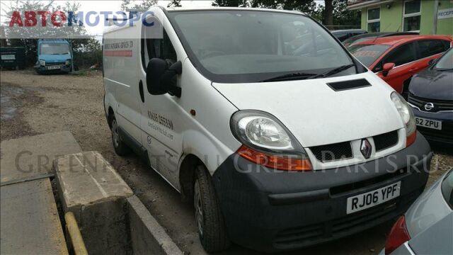Генератор на Renault Trafic (c 2001) номер/маркировка: 767852