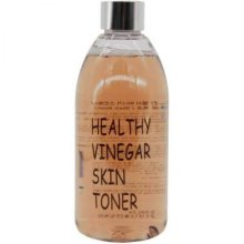 Real Skin Тонер для лица Real Skin Healthy Vinegar Skin Toner (Black Bean), 300 мл