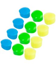 Беруши Kids' Soft Silicone Ear Plugs, LEPY12PK/970, мультиколор