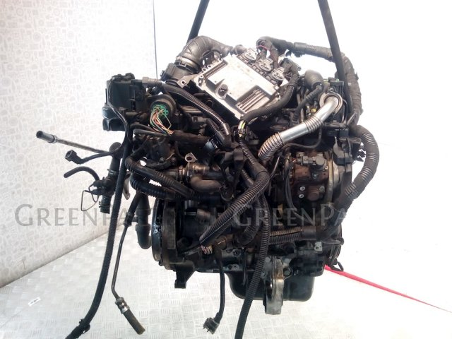 Двигатель на Peugeot 206 8HZ