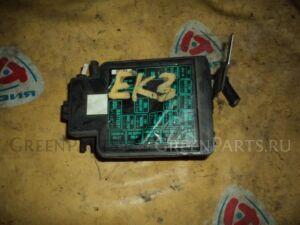 Блок предохранителей на Honda Civic EK3