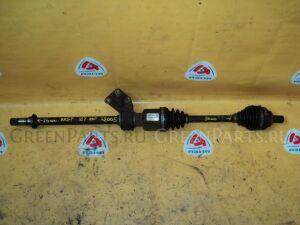 Привод на Mazda 3/AXELA BK5P ZY