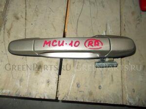 Ручка двери на Toyota Harrier MCU15