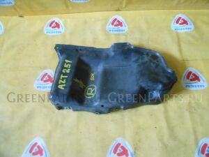 Защита двигателя на Toyota Avensis AZT250