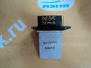 Реостат печки на Mazda Demio DE3FS