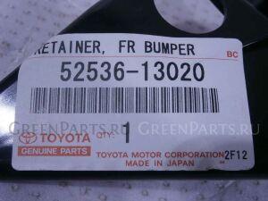 Крепление бампера на Toyota COROLLA ALLEX ZZE123 2ZZ-GE