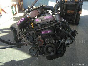 Двигатель на Suzuki Jimny JB23W K6A-T