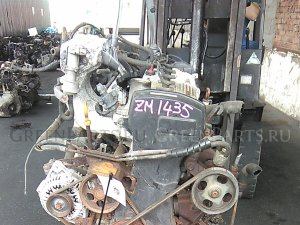 Двигатель на Toyota Corolla EE103 5E-FE