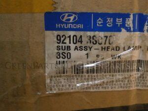 Фара на Hyundai Sonata GF