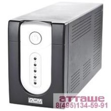 UPS PowerCom IMP-2000AP {Line-Interactive, 2000VA / 1200W, Tower, IEC, USB}