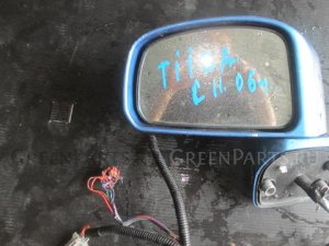 Зеркало на Nissan Tiida C11