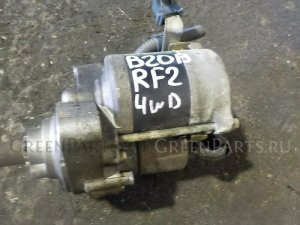 Стартер на Honda Stepwgn RF2 B20B 2