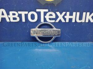 Эмблема на Nissan Ad VHNY11 QG18 65892WD000