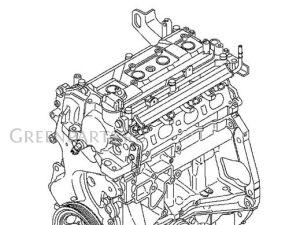 Двигатель на Mazda Familia VJY12