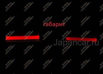 Стоп-сигнал на Nissan Leaf во Владивостоке