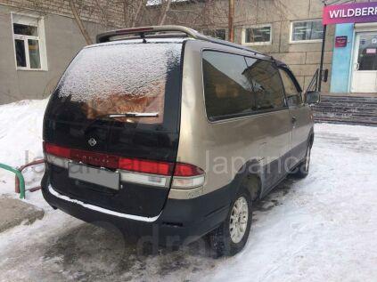 Ветровик дверной на Nissan Largo во Владивостоке