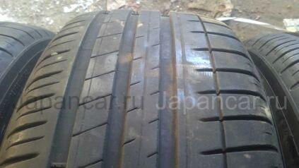 Летнии шины Michelin pilotsport3 225/55 16 дюймов б/у в Челябинске