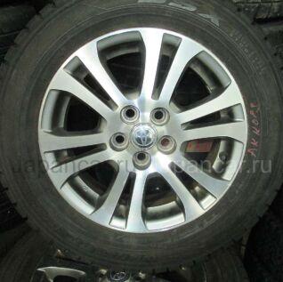 Зимние колеса Dunlop Dsx 195/65 15 дюймов Japan б/у в Новосибирске