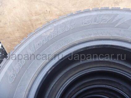 Всесезонные шины Dunlop grandtrek sj7 265/65 17 дюймов б/у в Краснодаре