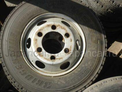 Всесезонные колеса Bridgestone 225/80 175 дюймов б/у во Владивостоке