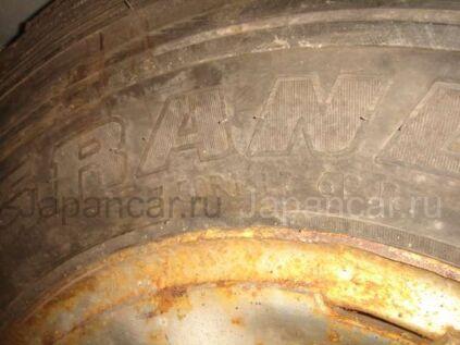 Всесезонные шины 7.50/- 16 дюймов б/у во Владивостоке