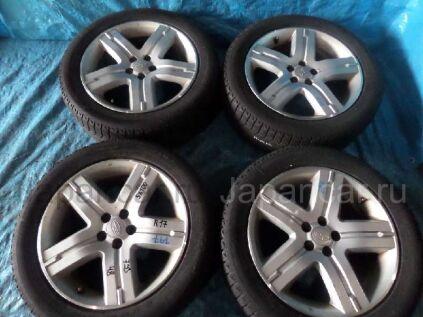 Зимние шины Michelin X-ice 215/55 17 дюймов б/у в Барнауле