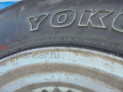 Грязевые шины Yokohama 31X/10.5 15 дюймов б/у во Владивостоке