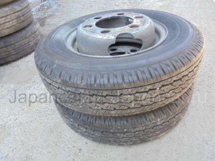 Летнии шины Bridgestone 165/- 13 дюймов б/у во Владивостоке