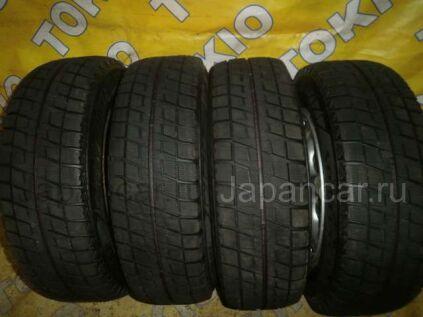 Всесезонные колеса Bridgestone Blizzak rev02 175/70 13 дюймов Null б/у в Комсомольске-на-Амуре