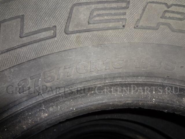 шины Bridgestone dueler 275/70R16114S летние
