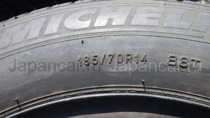 Летниe шины Nissan Note 185/70 14 дюймов б/у во Владивостоке