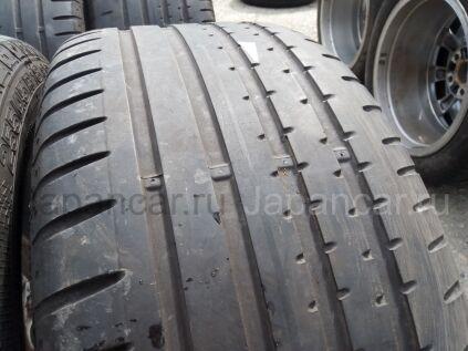 Летнии шины Continental Sportcontact2 255/45 18 дюймов б/у в Челябинске