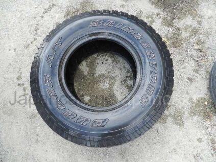 Летниe шины Bridgestone Dueler a/t 31X/10.5 15 дюймов б/у в Благовещенске