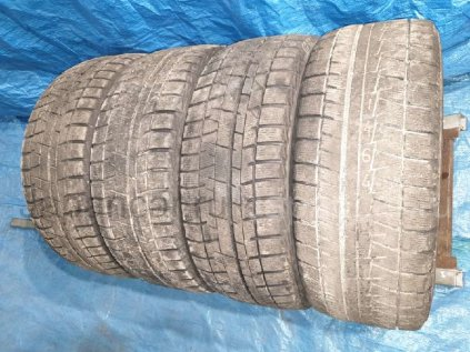 Зимние шины Bridgestone Blizzak revo gz 225/50 17 дюймов б/у в Барнауле