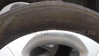 Летнии колеса Nissan Leaf 205/55 16 дюймов б/у во Владивостоке