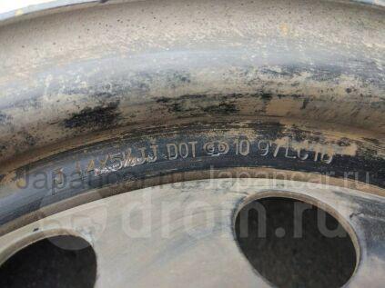 Диски 14 дюймов Toyota б/у в Новосибирске