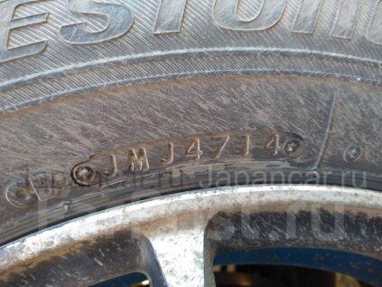Зимние колеса Bridgestone Blizzak vrx 195/60 15 дюймов б/у во Владивостоке